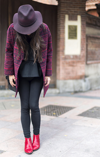 street style november outfits review barbara crespo street style fashion blogger
