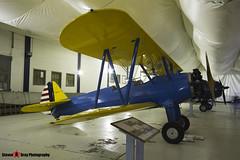 N65727 - 75-4405 - Boeing PT-17 Kaydet Stearman - Tillamook Air Museum - Tillamook, Oregon - 131025 - Steven Gray - IMG_8071