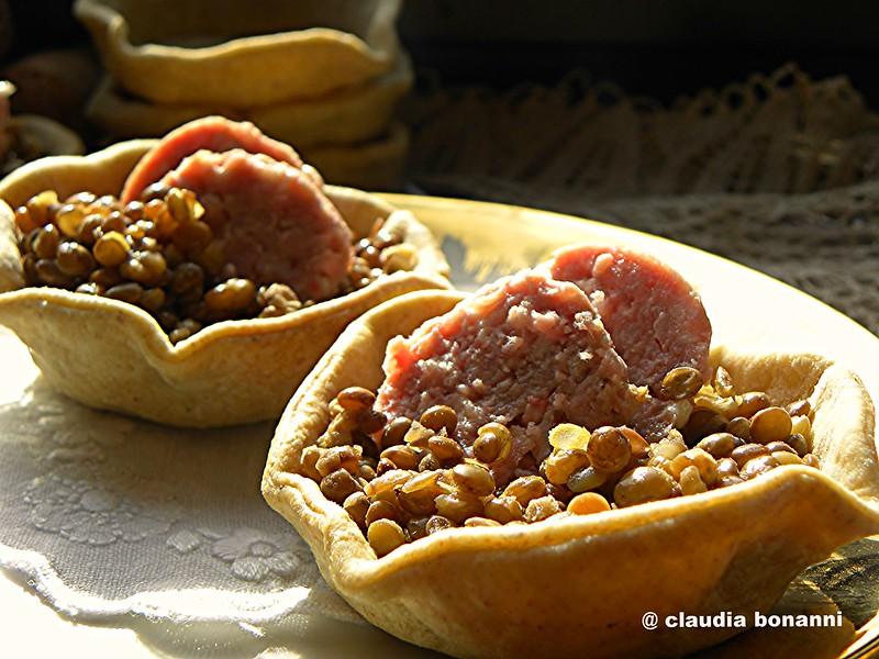 lenticchie a mezzanotte, finger food (1)