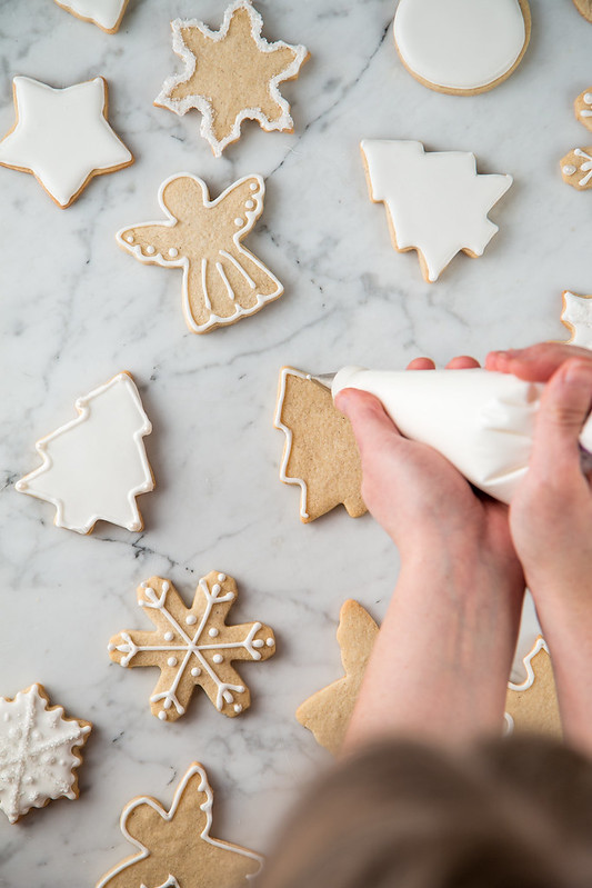 Tips for Decorating with Royal Icing