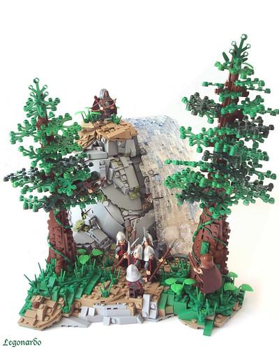 Ambush at Augmar falls