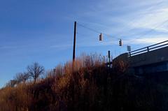 Overpass Traffic Lights