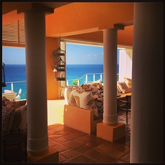 This is the kinda place VCs stay after you're into the carry. #anguilla