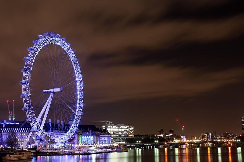 London eye-倫敦眼-大笨鐘-17度C英國隨拍 (1)