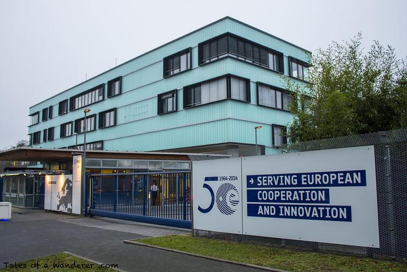 DARMSTADT - Europäische Weltraumorganisation 'ESA'
