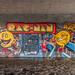 """Baer """"Rac-Man"""" by Eduardo Soriano-Castillo"""