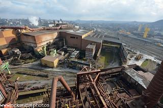 the blast furnace climb