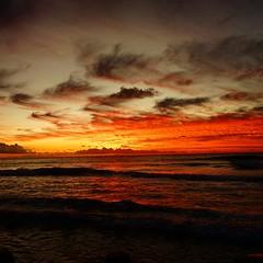Sunrise 6.10am local time