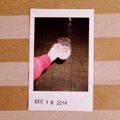 12.18.2014 :: I earned my wine today.