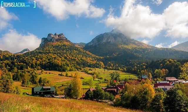 Stefanova village