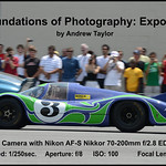 Foundations of Photography 101: Exposure with Andrew Taylor