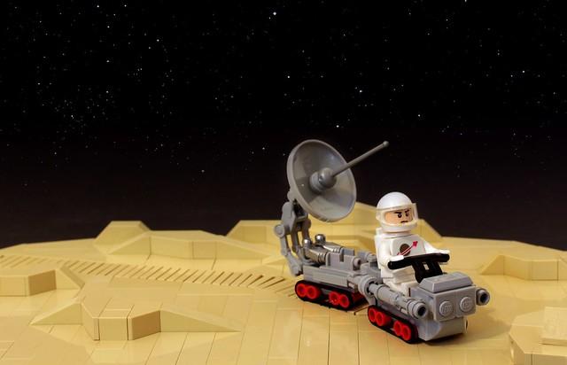 Satellite Patroller