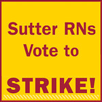 Sutter Santa Rosa Nurses Vote to Approve Possible Strike