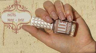 Pastel Nude - Rose
