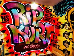 RIP Kurt Green