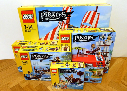 Pirates all sets 1