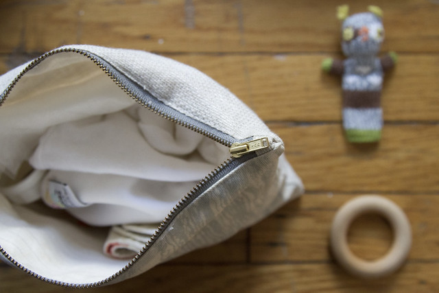 baby proof: a simplfied diaper bag