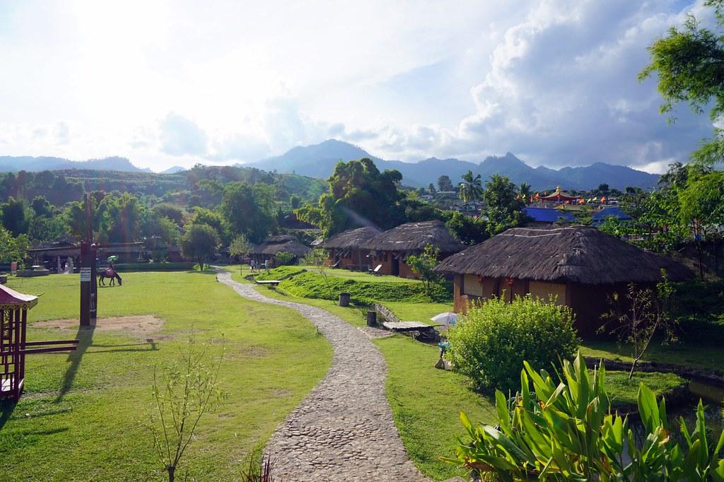 Shandichun Chinese Village - Pai, thailand-008