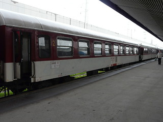 Bulgarian - Railways - Fast Train (16.04.2010)   (9)