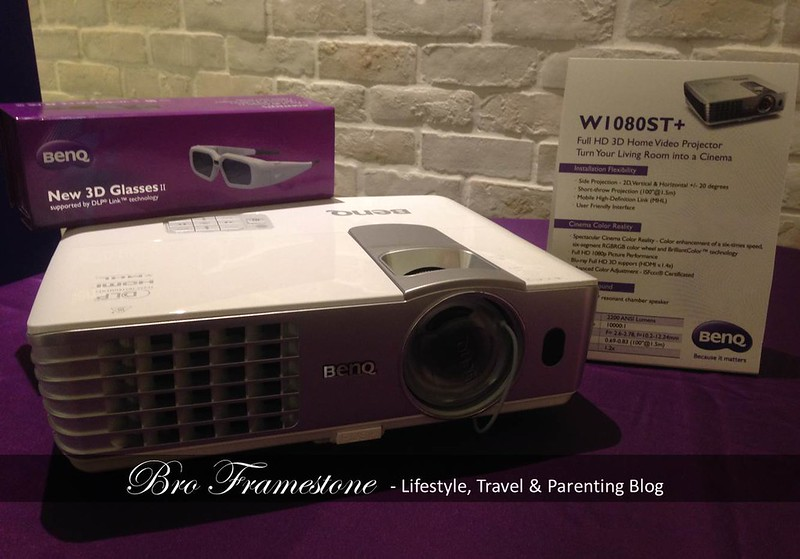 BenQ W1080ST+ Home Video Projectors