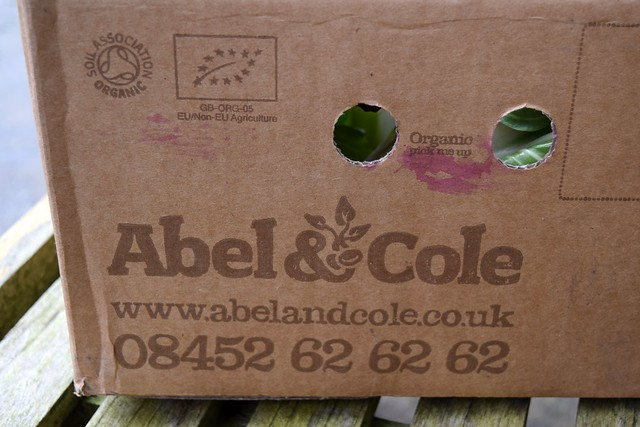Abel & Cole Veg Box