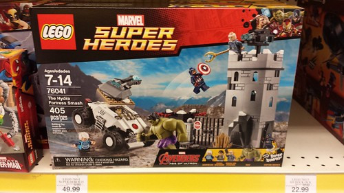 LEGO Marvel Super Heroes Avengers: Age of Ultron