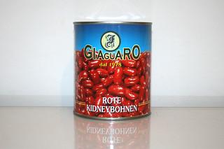 02 - Zutat Kidneybohnen / Ingredient kidney beans