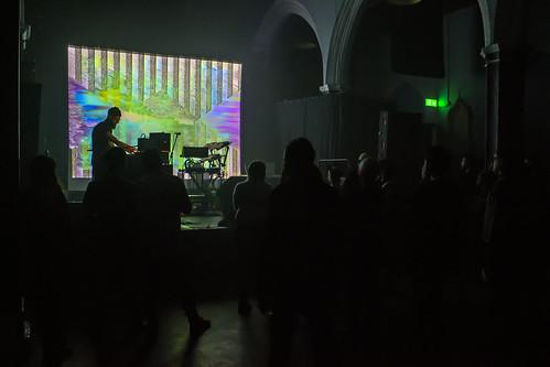 Lazer Blades [Henry & Neil] Norwich Arts Centre - 07