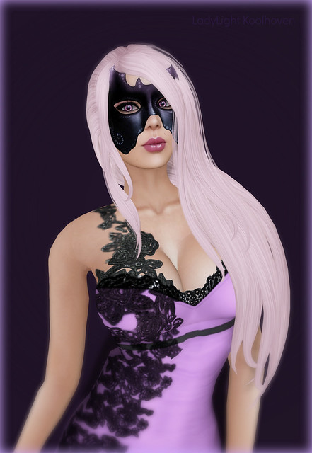 LadyLight Koolhoven - Free*Style - Feeling a bit Plurple