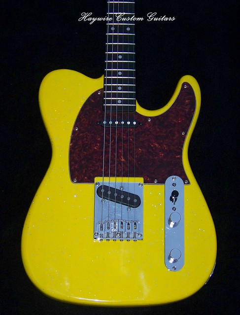 Photo:Haywire Custom Guitars Bill Lawrence Tele3 By HaywireCustomGuitars