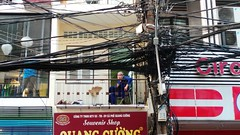 Saigon - Feb 2015 - What a Tangled Web We Weave