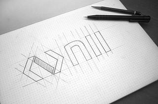 Sketches Logo NII
