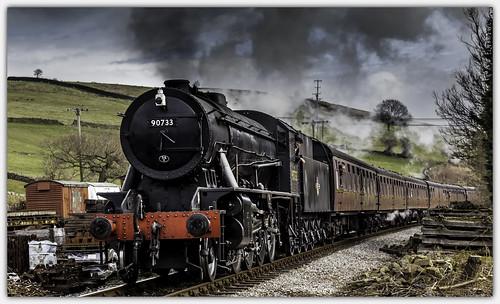 heritage history yorkshire rail trains steam restoration locomotives kwvr keighleyworthvalleyrailway raolways