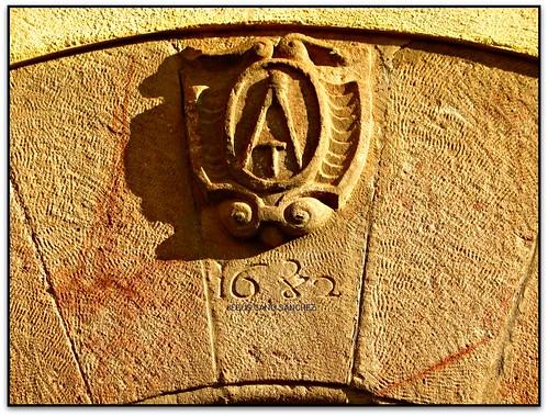 Portal al carrer de St. Jaume, l'Abella