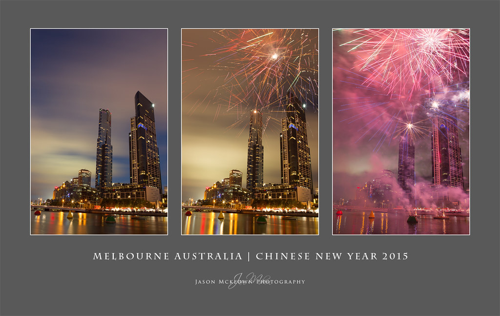 Melbourne Chinese New Year 2015