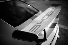 Porsche 911 GT3 RS 4.0, rear spoiler