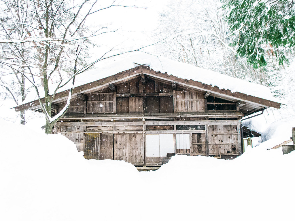 Arais' House Hida Folk Village