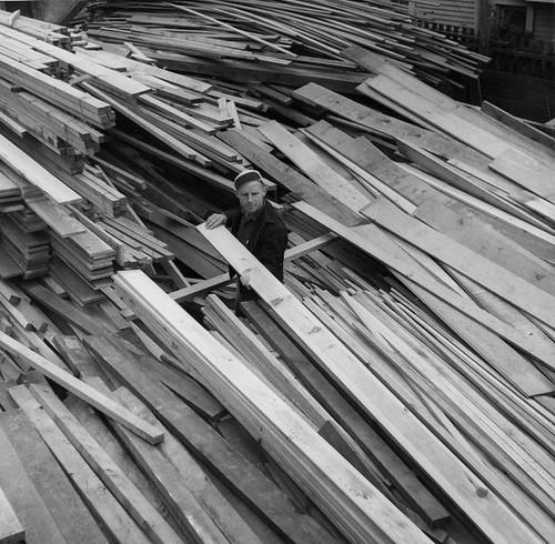 Canadian Lumber / Bûcheron canadien