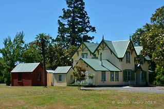 Stonycroft Homestead, Hastings, HB