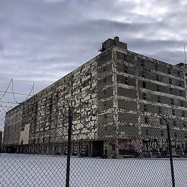 #detroit warehouse throwing a #noiZenews #party here