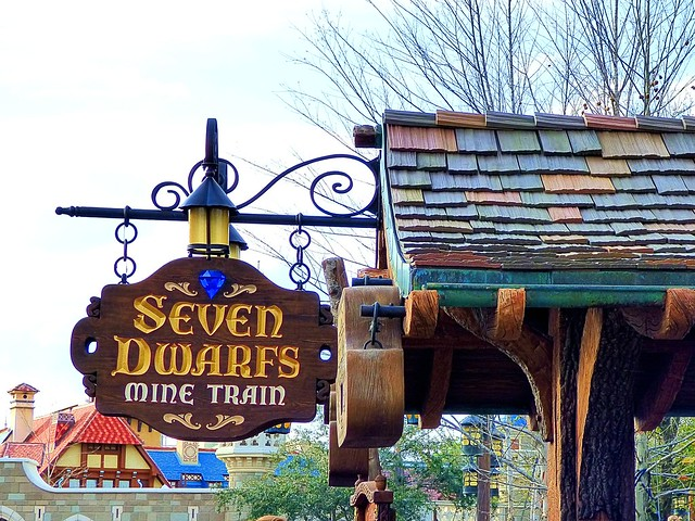 Disney with Special Needs Park Breakdown: Digging for Gems on the Seven Dwarfs Mine Train