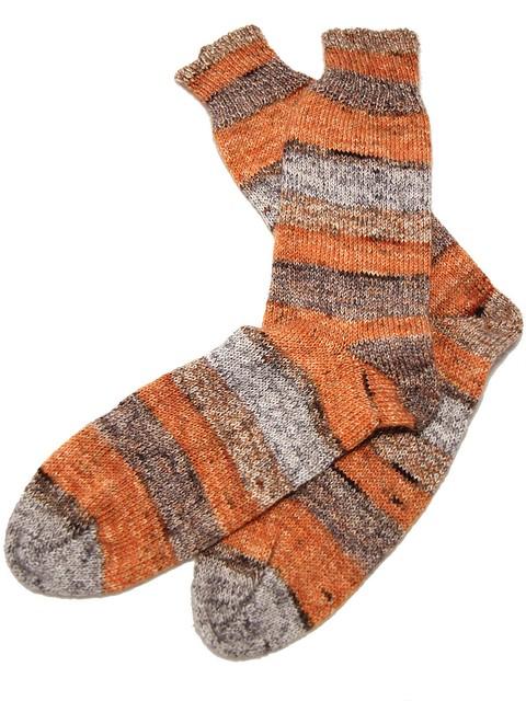 Finished Socks!