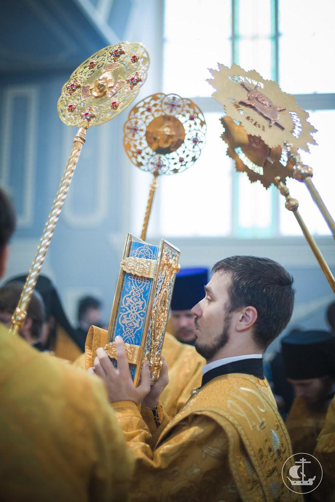 1 марта 2015, Неделя 1-я Великого поста. Торжество Православия / 1 March 2015, First Sunday of Great Lent. The triumph of Orthodoxy
