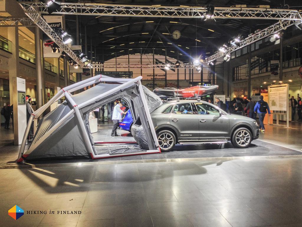 Audi & Heimplanet