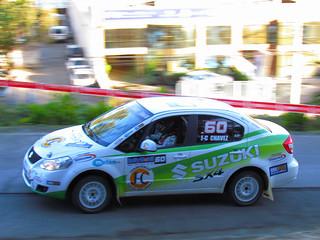 Suzuki SX4 2.0 GLX Sport Sedan 2010