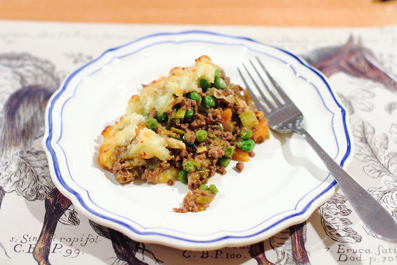 Sunday Dinner: Shepherd's Pie