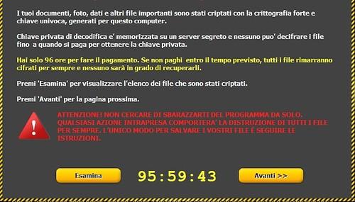 Malware spilla soldi