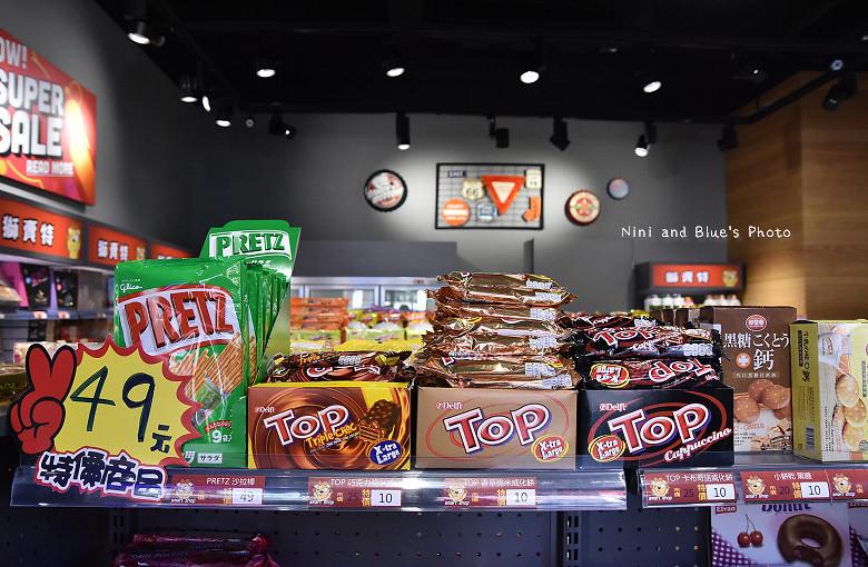 台中獅賣特即期良品進口零食餅乾泡麵18