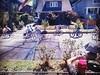 Watching the action of #sundayparkways on NE Going St on the porch of @lilbikesbigfun