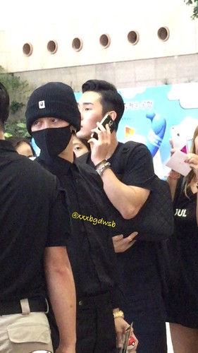BIGBANG Departing Seoul to Osaka 2015-08-21 (88)